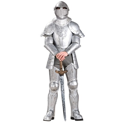 Men's Knight In Shining Armor Costume - One Size Fits Most