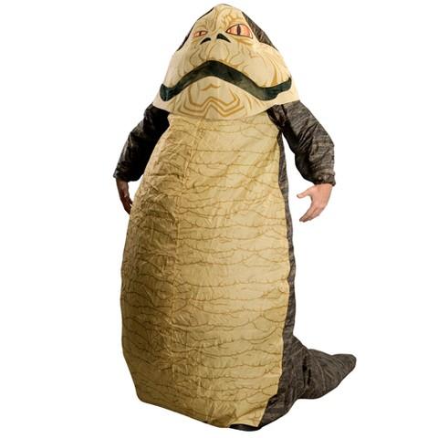 Adult Star Wars Jabba the Hutt Inflatable Costume - OSFM
