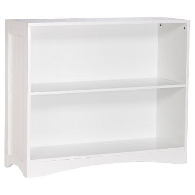 ECOM RiverRidge Kids Horizontal Bookcase- White