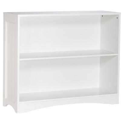 RiverRidge Kids Horizontal Bookcase- White