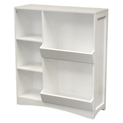 RiverRidge Kids Storage Cabinet w/2 Veggie Bins- White
