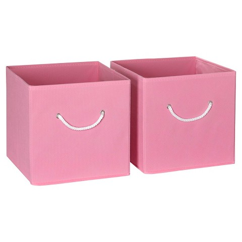 2 Pc Storage Bins