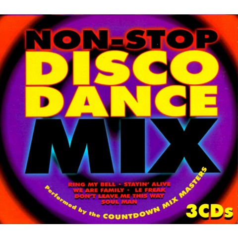 Non Stop Disco Dance Mix (1997)