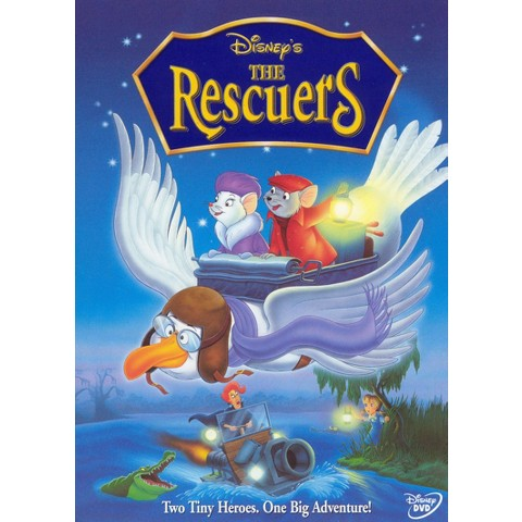 The Rescuers (Widescreen)
