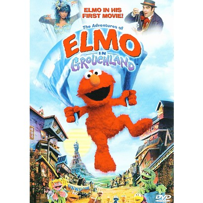 Adventures of Elmo in Grouchland (Fullscreen)