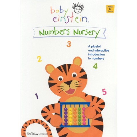 Baby Einstein: Numbers Nursery