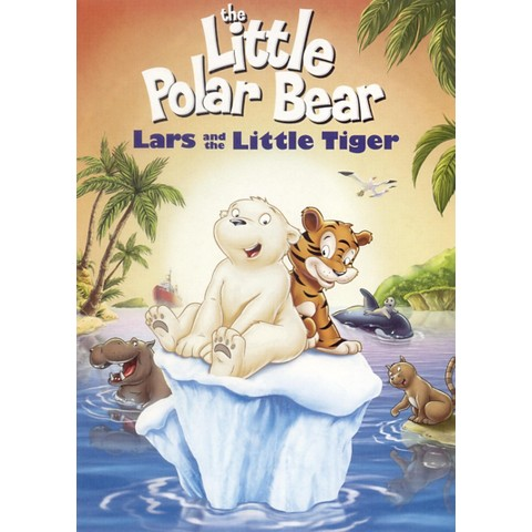 The Little Polar Bear: Lars and the Little Tiger (Widescreen)