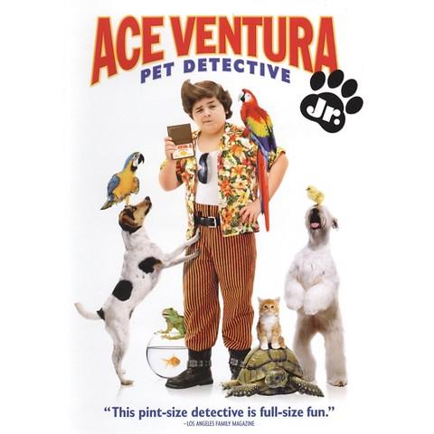 Ace Ventura Jr.: Pet Detective [2 Discs]