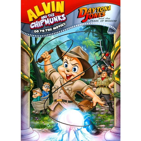 Alvin and the Chipmunks: Daytona Jones and the Pearl of Wisdom