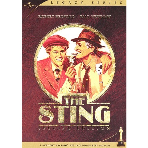 The Sting (Special Edition) (S) (Widescreen) (Legacy Series)
