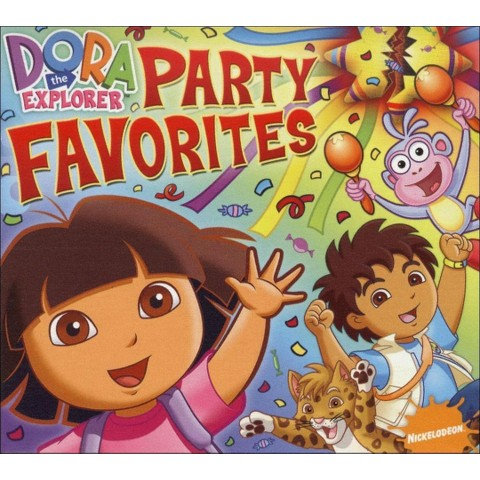 Dora Party Favorites