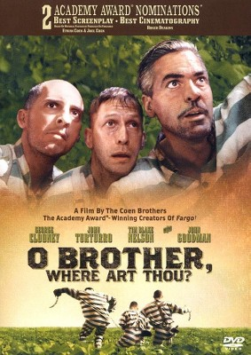 O Brother, Where Art Thou? (dvd_video)