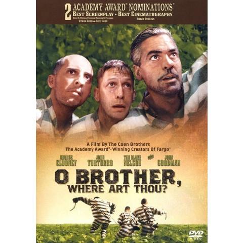 O Brother, Where Art Thou? (Widescreen)