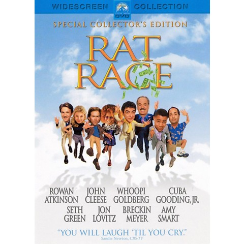 Rat Race (Paramount Widescreen Collection) (Special edition)