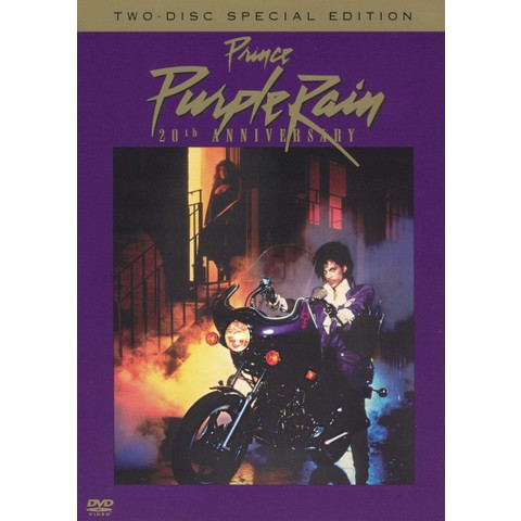 Purple Rain (20th Anniversary Special Edition) (2 Discs) (R) (Widescreen)