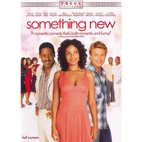 Something New (Fullscreen) (Spotlight Series)