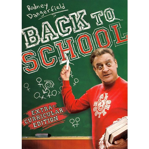 Back to School (Extracurricular Edition) (Widescreen)