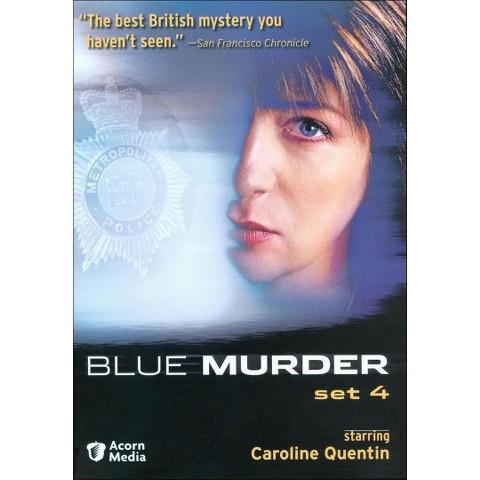 Blue Murder: Set 4 (3 Discs) (Widescreen)