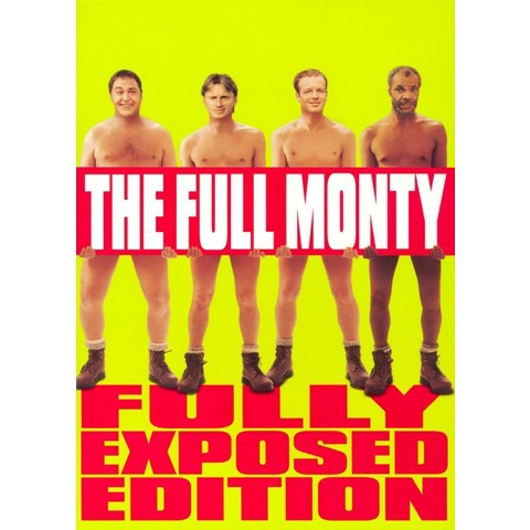 The Full Monty: Fully Exposed Edition (2 Discs) (Widescreen) (Dual-layered DVD)
