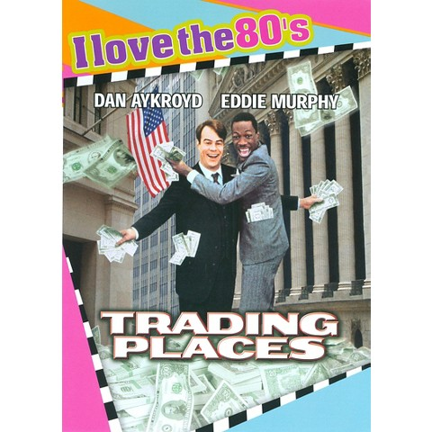 Trading Places (I Love the 80's Edition) (DVD/CD) (Widescreen) (Combination DVD and audio CD)