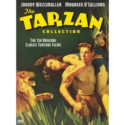 The Tarzan Collection (4 Discs)