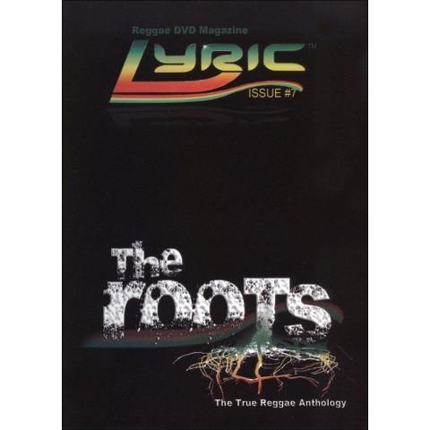 Lyric Reggae DVD: The Roots - True Reggae