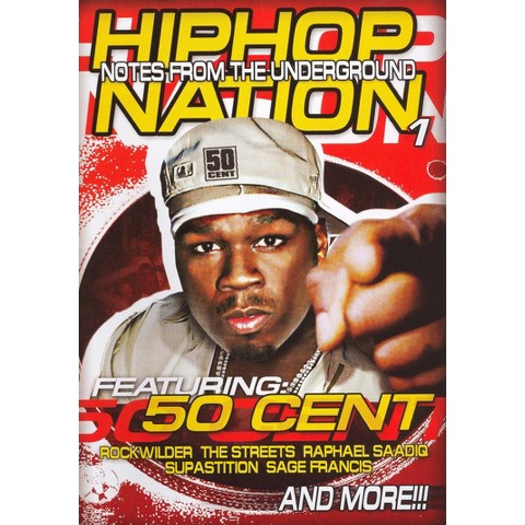 Hip Hop Nation, Vol. 1