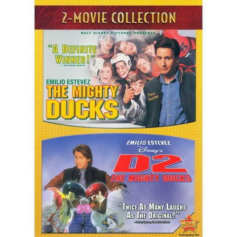 The Mighty Ducks/D2: The Mighty Ducks (2 Discs) (Widescreen)