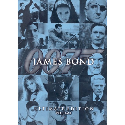 James Bond: Ultimate Edition, Vol. 2 (10 Discs) (Widescreen)