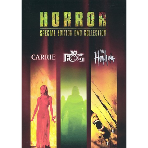 Horror: Special Edition DVD Collection (Special Edition) (3 Discs) (S) (Widescreen, Fullscreen)