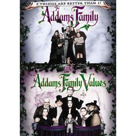 The Addams Family/Addams Family Values