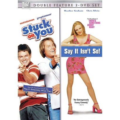 Say It Isn't So/Stuck on You (2 Discs) (Widescreen)
