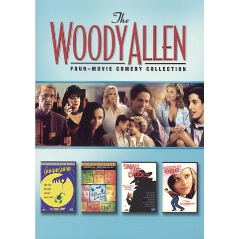 The Woody Allen Four-Movie Comedy Collection (4 Discs) (Widescreen)