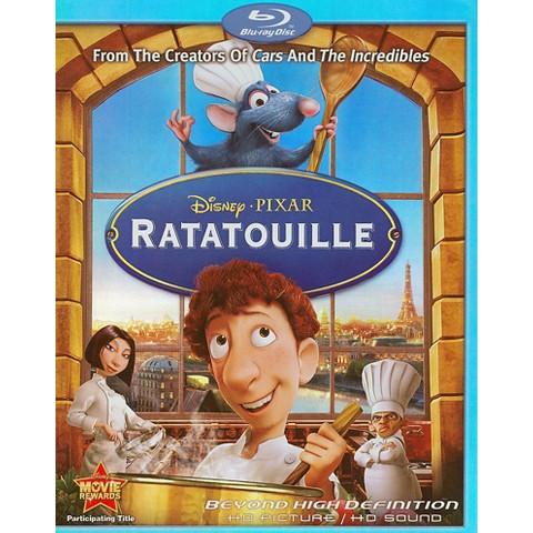 Ratatouille (Blu-ray) (Widescreen)