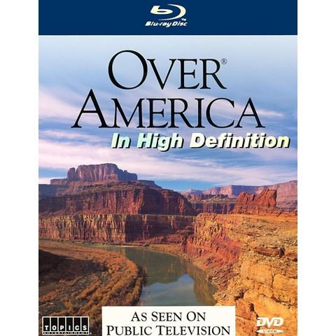 Over America (Blu-ray)