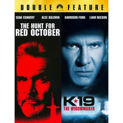 The Hunt for Red October/K-19: The Widowmaker (2 Discs) (Widescreen)