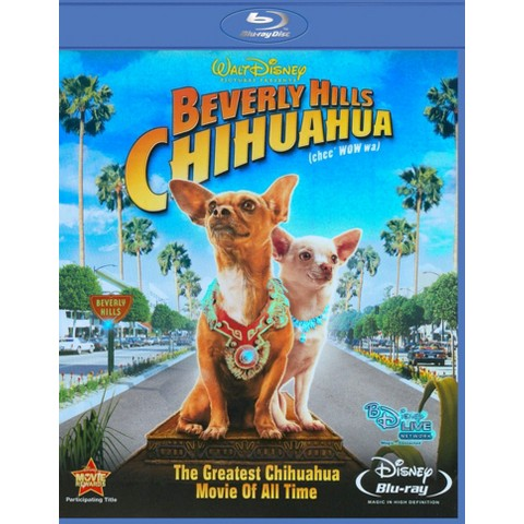 Beverly Hills Chihuahua (Blu-ray) (Widescreen)