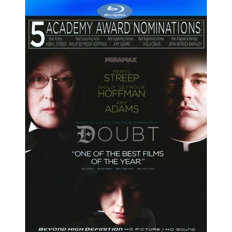 Doubt (Blu-ray) (Widescreen)