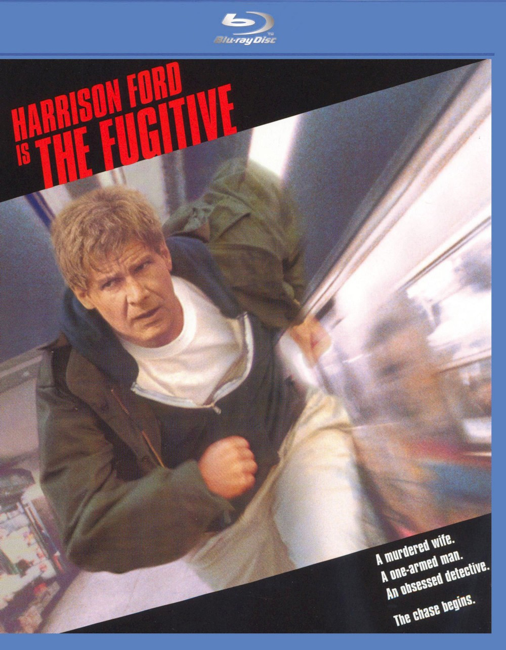 The Fugitive (Blu-ray), Movies