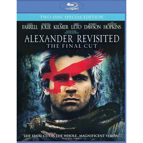 Alexander: Revisited - The Final Cut (Blu-ray) (Widescreen)