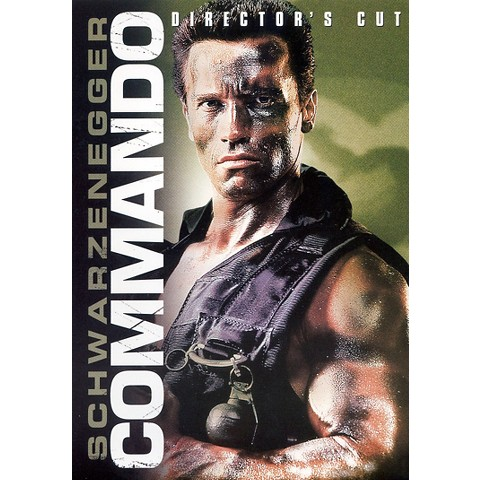 Commando  (Director's Cut) (D) (Widescreen)