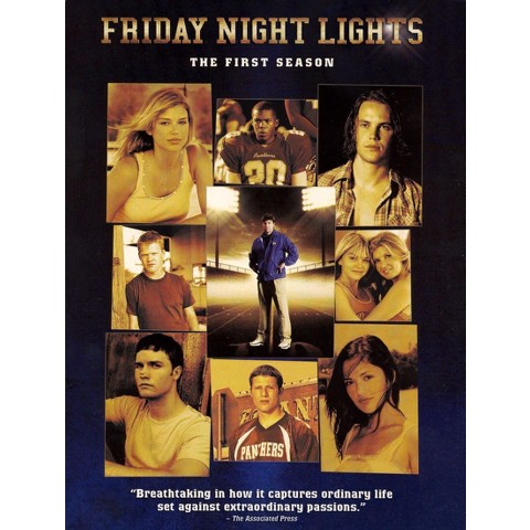 Friday Night Lights: The First Season (5 Discs) (Widescreen) (Dual-layered DVD)
