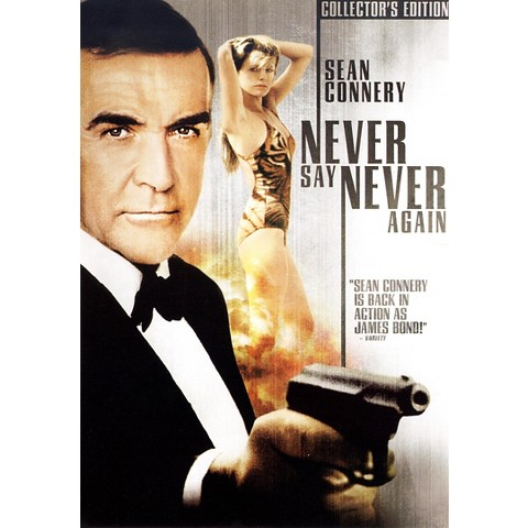 Never Say Never Again (Collector's Edition) (Widescreen)