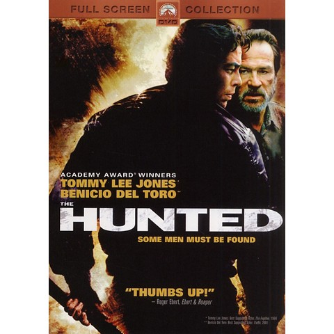 The Hunted (S) (Fullscreen) (Paramount Full Screen Collection)