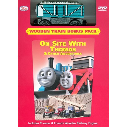 Thomas & Friends: On Site with Thomas (With Toy Train)