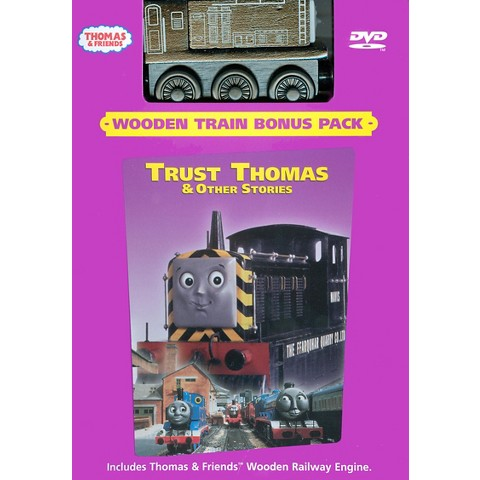 Thomas & Friends: Trust Thomas (With Toy Train)