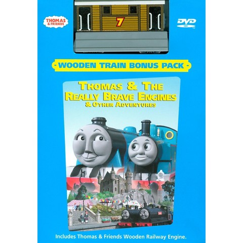 Thomas & Friends: Thomas and the Really Brave Engine (With Toy)