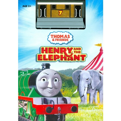 Thomas & Friends: Henry and the Elephant (With Toy)