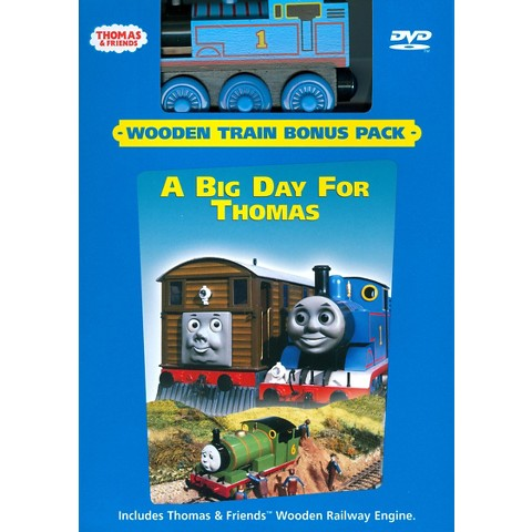 Thomas & Friends: A Big Day for Thomas (With Toy)