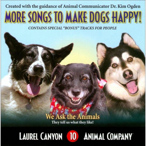 More Songs To Make Dogs Happy